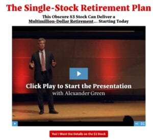 single-stock-retirement-plan